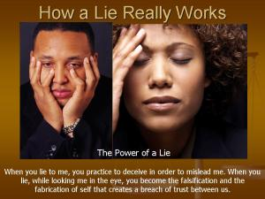 How a Lie Really Works2