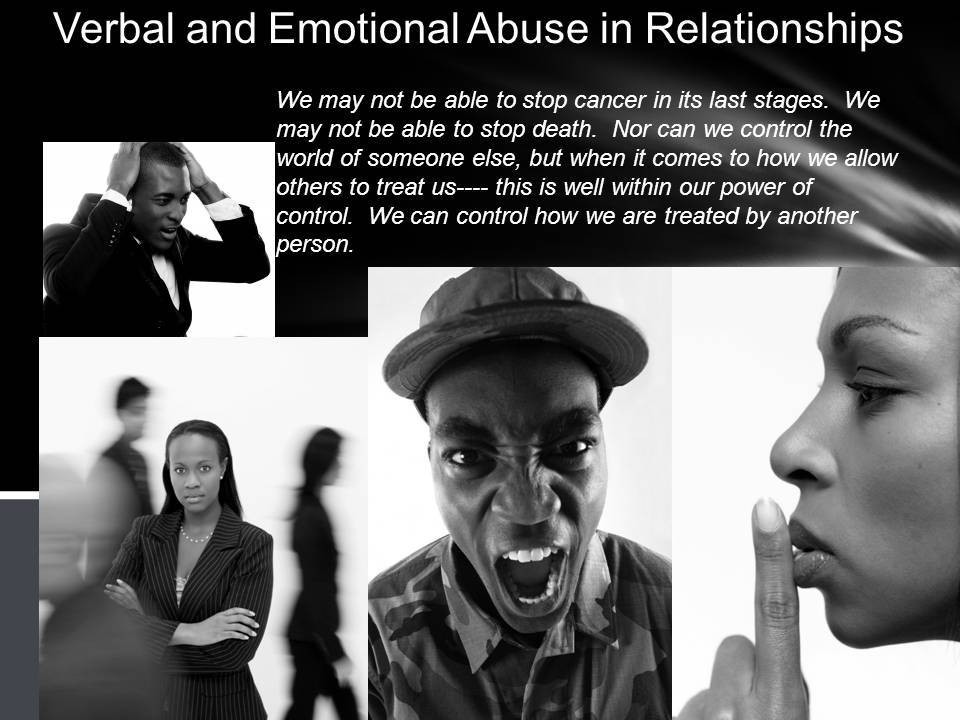 Emotional dating abuse examples naked