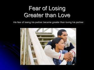 Fear of Losing2